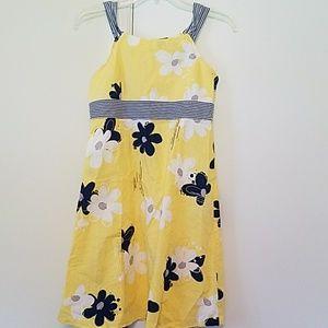 George Dresses - Girl's summer floral sundress size 14